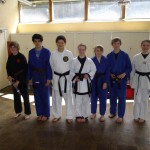 Karate Black Belt Gradings May 2012 JH Martial Arts