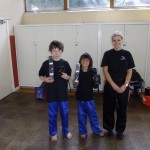 Kickboxing Black Belt Gradings May 2012